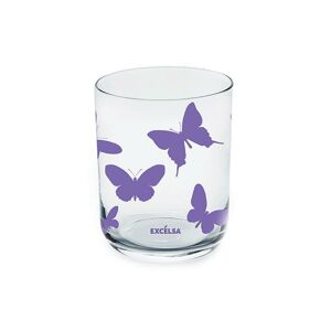 Sada 6 sklenic Enjoy Lilac 350 ml