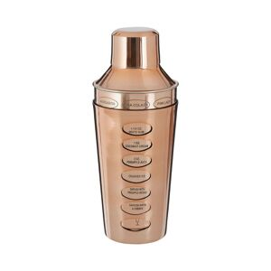 Šejkr Recipe Rose Gold 500 ml