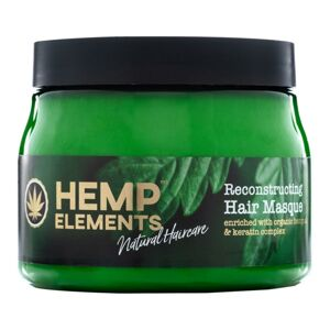 Maska na vlasy Hemp Elements 500 ml