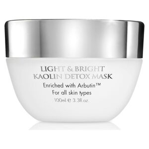 Pleťová maska Light and Bright Kaolin 100 ml
